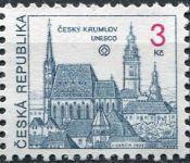 (1993) č. 14 ** - ČR - Městská architektura - Český Krumlov   www.tgw.cz