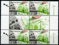 (2016) MiNr. 428 ** zn. + K - Bosna (Mostar) - EUROPA: Myslíme zeleně