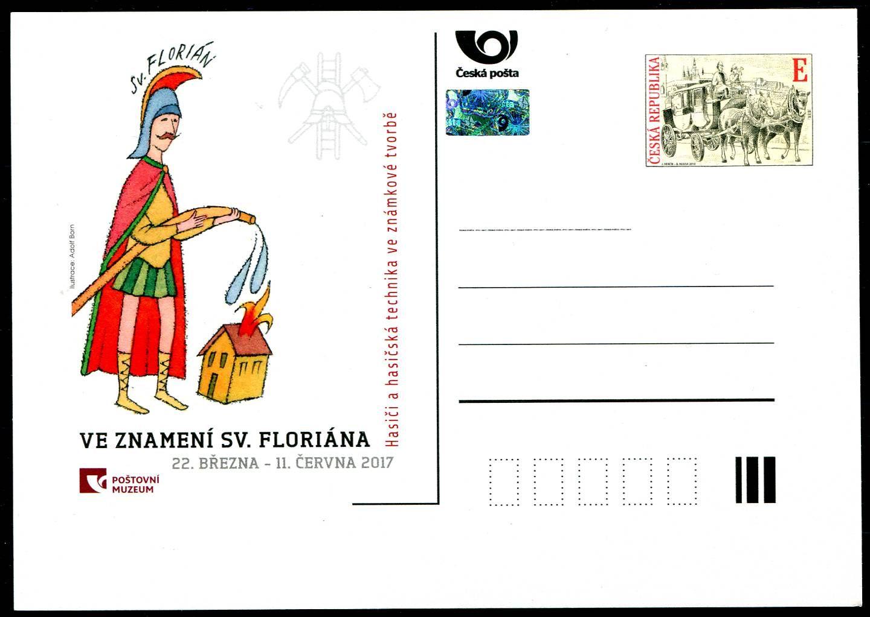(2017) CDV 130 ** - PM 116 - Ve znamení Sv. Floriána | www.tgw.cz