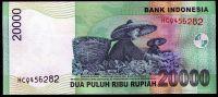 Indonesie - (P 144 a) - 20 000 RUPIAH (2004) - UNC   www.tgw.cz