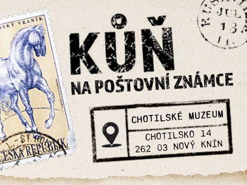 Muzeum Chotilsko - Výstava poštovních známek