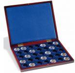 Volterra mincovní kazeta pro 35 ks mincí do Ø až 33,5 mm