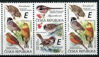 "(2020) č. 1083 - 1084 ** 3-pá (1) - Česká republika - Zpěvní ptáci (III.) ""E""   www.tgw.cz"