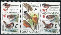 "(2020) č. 1083 - 1084 ** 3-pá (2) - Česká republika - Zpěvní ptáci (III.) ""E""   www.tgw.cz"