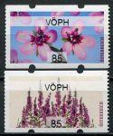 """(2021) AU MiNr. 68 - 69 ** - Rakousko - """"VÖPH""""   www.tgw.cz"""