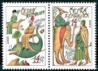 (1994) č. 36-37 ** (SP 2) - Česká republika - EUROPA - Marco Polo