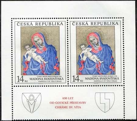 (1994) č. 59 ** - KD - Umění na známkách