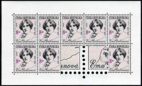 (1996) PL 114 ** - VV vych. P.O mezi ZP 8 a 9 Česká pošta