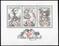 (1997) A 146 - 148 ** - Česká republika - Praha Rudolfa II.