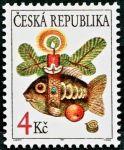 (1997) č. 165 ** (4 Kč) - ČR - Vánoce