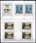 (1997) PL 162 - 164 **  - ČR - Umění na známkách