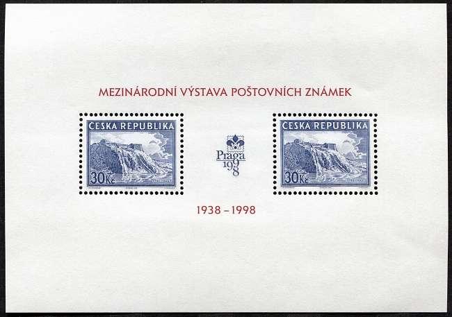Česká pošta (1998) A 171 ** - Praga 1998