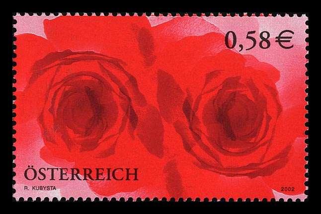 (2002) č. 2373 ** - Rakousko - Láska Österreich post