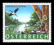 (2002) č. 2397 ** - Rakousko - Národní park Thayatal