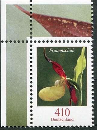 (2010) č. 2768 ** - Německo - Květiny
