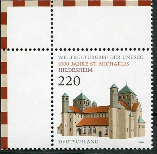 (2010) č. 2774 ** - Německo - 1000 Jahre St.-Michaelis-Kirche, Hildesheim