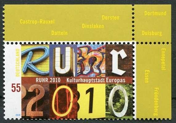 (2010) č. 2776 ** - Německo - Europas 2010