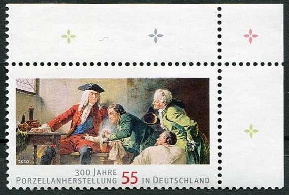 (2010) č. 2805 ** - Německo - výroba porcelánu