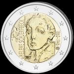(2012) 2€ - Finsko - Helene SCHJERFBECK (BU)