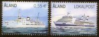 (2012) č. 353 - 354 ** - Aland - námořní lodě