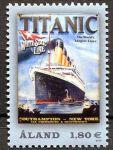 (2012) MiNr. 356 ** - Aland - Titanic