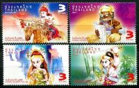 (2012) MiNo. 3164 - 3167 ** - Thailand - postage stamps