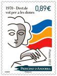 (2012) MiNr. 751 ** - Andora (Fr.) - poštovní známky