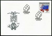 (2013) FDC 762 - EUROPA - poštovní dostavník