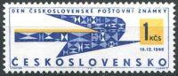 (1966) č. 1579 ** - Československo - Den poštovní známky