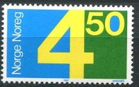(1987) MiNo. 962 ** - Norway - postage stamps