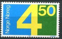 (1987) MiNr. 962 ** - Norsko - poštovní známky