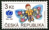 (1996) č. 121 ** (3 Kč) - ČR - UNICEF