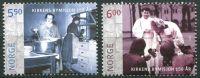(2005) MiNr. 1523 - 1524 ** - Norsko - poštovní známky