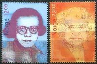 (2005) MiNr. 1525 - 1526 ** - Norsko - poštovní známky