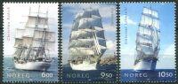(2005) MiNr. 1541 - 1543 ** - Norsko - poštovní známky