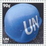 (2007) MiNr. 1073 ** - OSN New York - poštovní známky