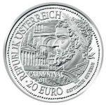 (2011) 20 € Ag - Rakousko - Řím na Dunaji - Carnuntum (proof)