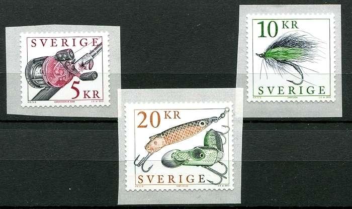 Švédsko známky