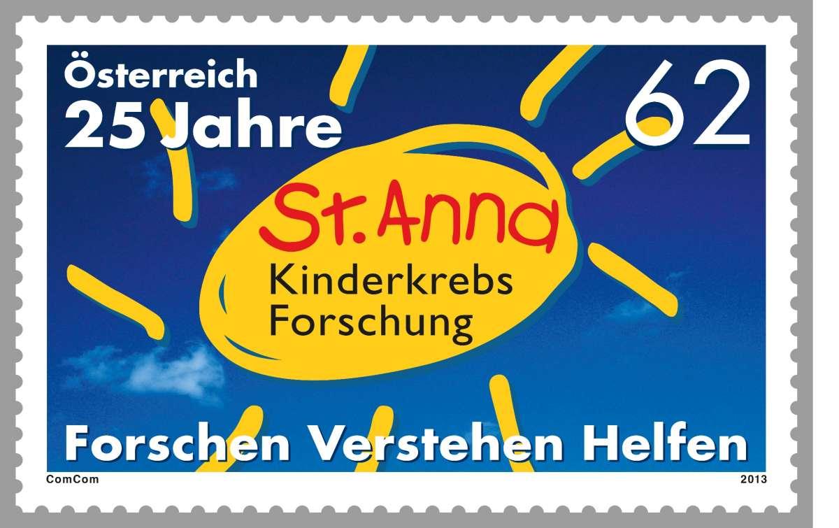 Rakousko - poštovní známky.