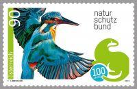 (2013) MiNr. 3079 ** - Rakousko - 100 Jahre Naturschutzbund