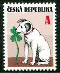 """(2014) č. 796 ** - Česká republika - Pro štěstí """"A"""""""