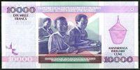 Burundi - bankovky
