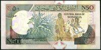 Somalia - banknotes