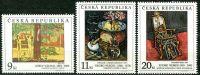 (1996) č. 129-131 ** - ČR - Umění 1996