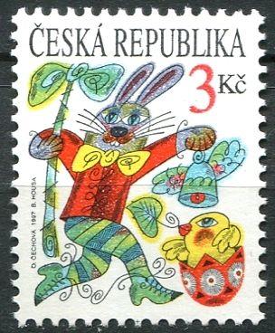 Česká pošta (1997) č. 138 ** - ČR - Velikonoce