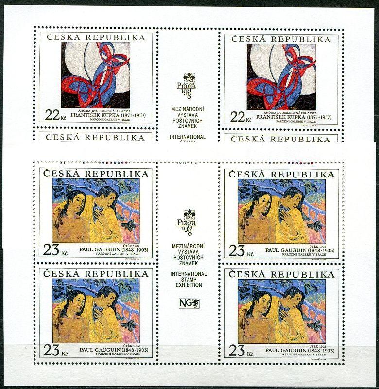 (1998) PL 191 - 192 ** - ČR - Umění 1998 I.