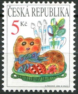 Česká pošta (2000) č. 249 ** - ČR - Velikonoce