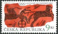 (2000) č. 269 ** - ČR - Antické Olympijské hry