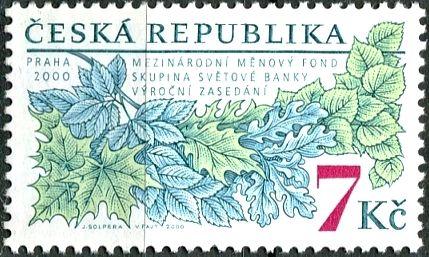 č. 270 ** - ČR - Výroční zasedání MMF