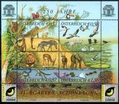 (2002) MiNr. 2381 - 2384 ** - Rakousko - BLOCK 16